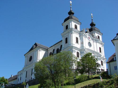 Pfarr- und Wallfahrtskirche Sonntagberg