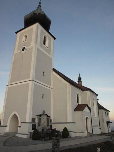 Pfarrkirche St. Leonhard am Walde