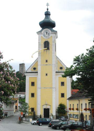 Pfarrkirche Arbesbach