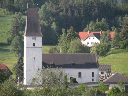 Pfarrkirche Griesbach