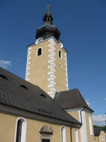 Pfarrkirche Großgerungs
