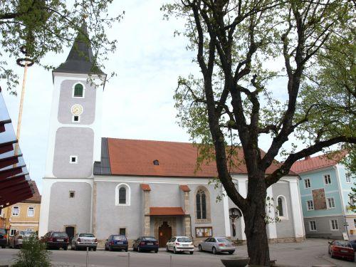 Pfarrkirche Langschlag