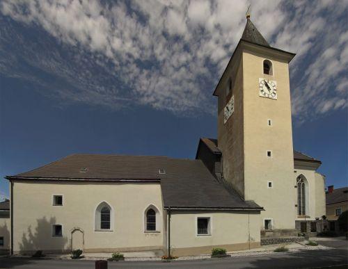 Pfarrkirche Martinsberg