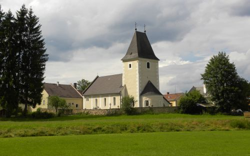 Pfarrkirche Oberkirchen