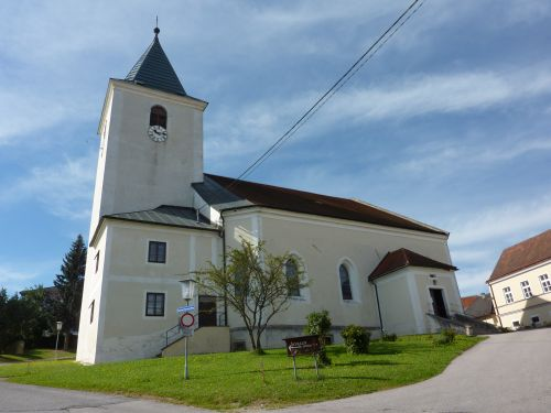 Pfarrkirche Rappottenstein