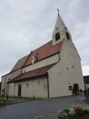 Pfarrkirche Rastenfeld