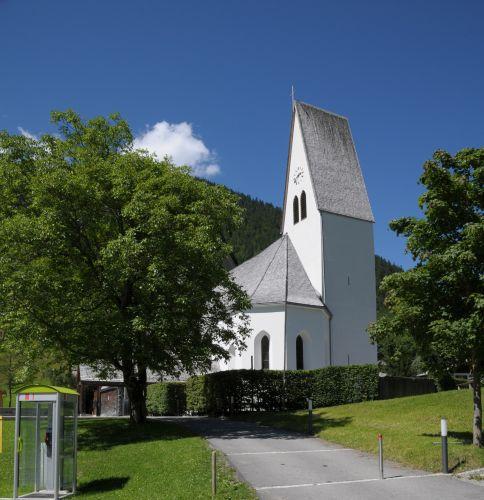 Pfarrkirche Brand im Brandnertal
