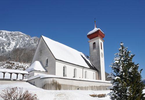 Pfarrkirche Dalaas