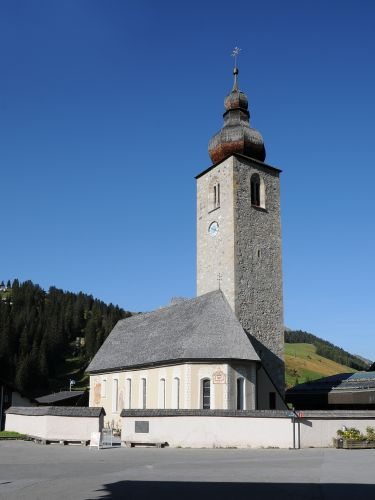 Pfarrkirche Lech am Arlberg