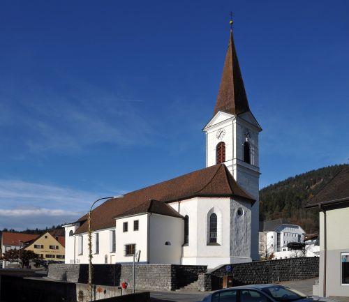 Pfarrkirche Nüziders
