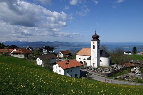 Pfarrkirche Eichenberg