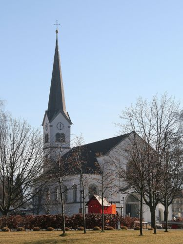 Pfarrkirche Hard