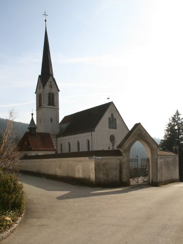 Pfarrkirche Kennelbach