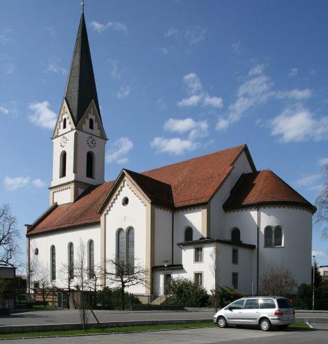 Pfarrkirche Lauterach