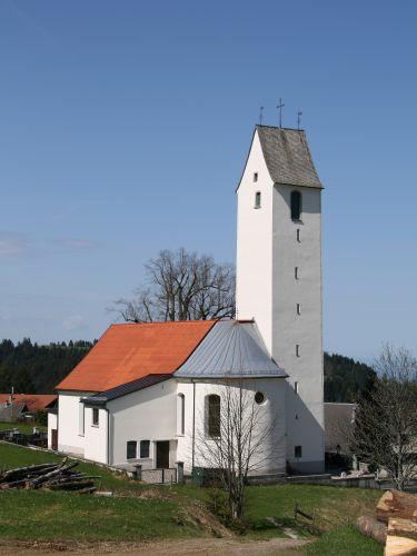 Pfarrkirche Möggers