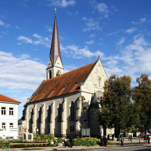 Pfarrkirche Schwarzach
