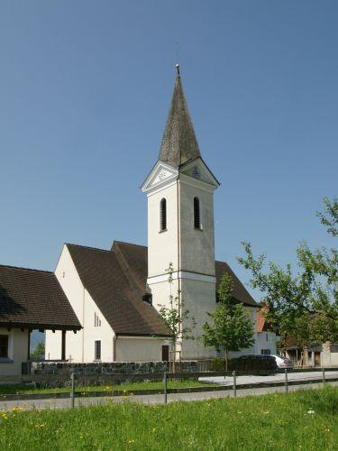 Pfarrkirche Düns