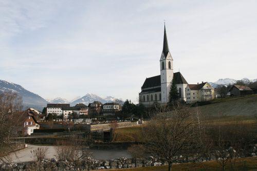 Pfarrkirche Frastanz