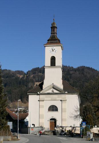 Pfarrkirche Satteins