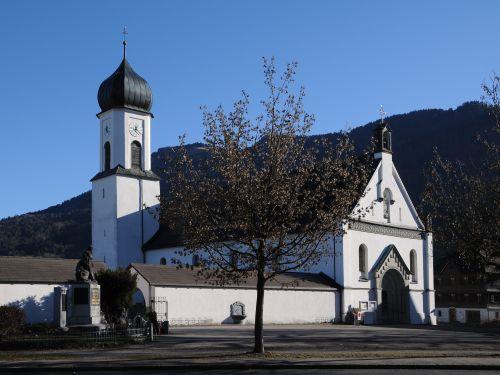 Pfarrkirche Andelsbuch