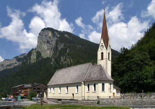Pfarrkirche Au (Vorarlberg)