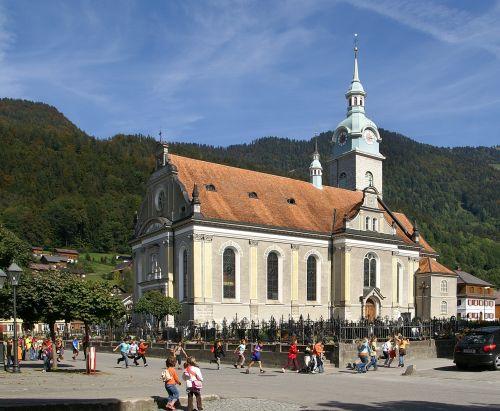 Pfarrkirche Bezau