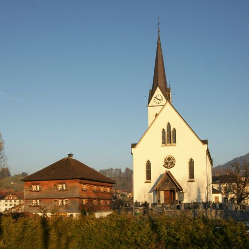 Pfarrkirche Egg (Vorarlberg)