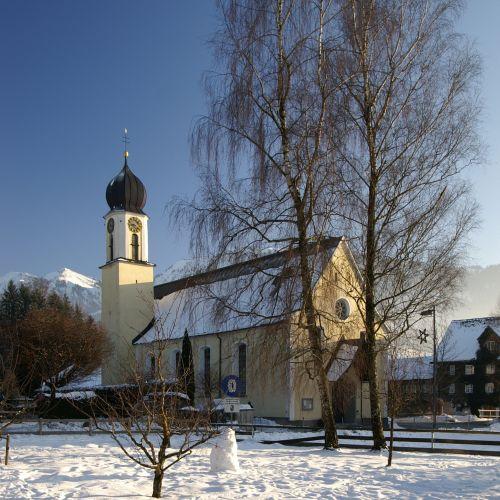 Pfarrkirche Großdorf