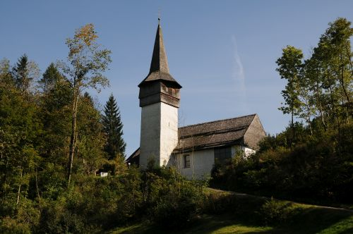 Pfarrkirche Reuthe