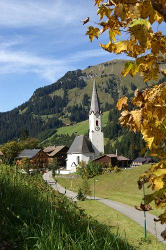 Pfarrkirche Schröcken