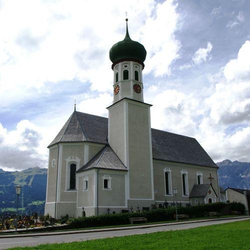 Pfarrkirche Bartholomäberg