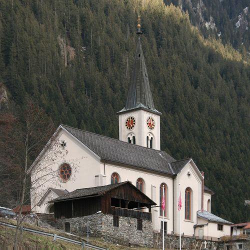 Pfarrkirche Gaschurn