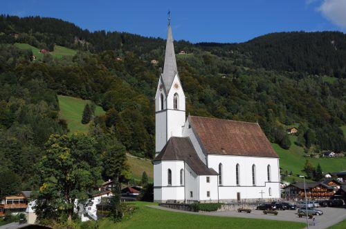 Pfarrkirche Silbertal