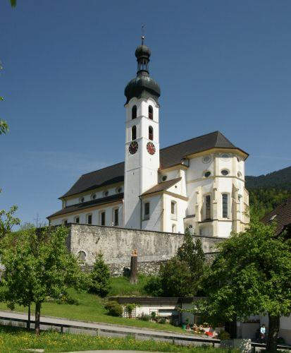 Pfarrkirche Tschagguns