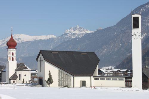 Alte Pfarrkirche Vandans