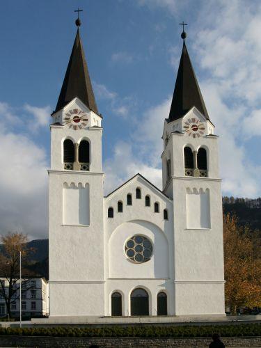 Alte Pfarrkirche Götzis