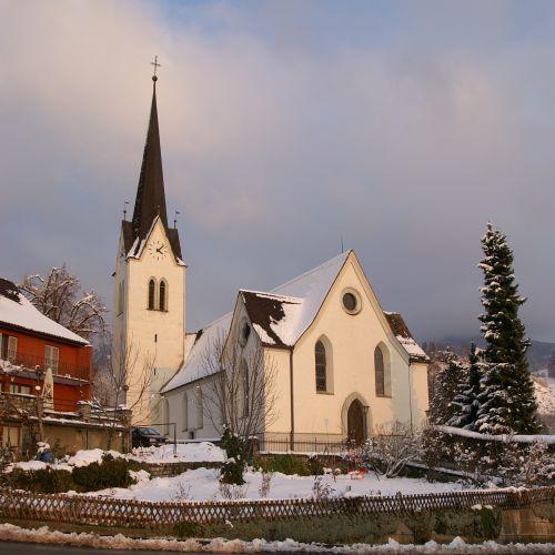 Pfarrkirche Klaus