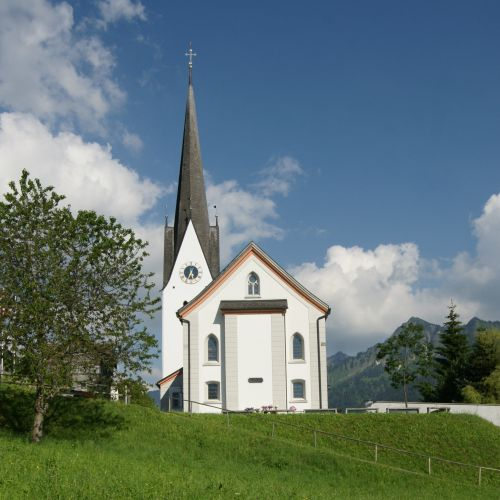 Pfarrkirche Laterns