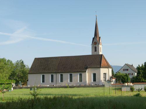 Pfarrkirche Mäder