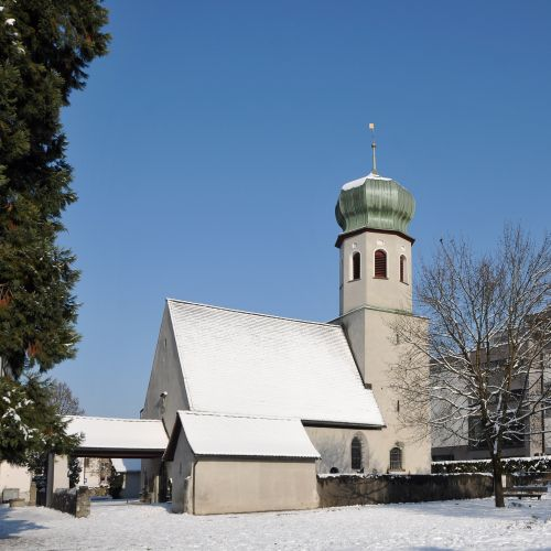 Pfarrkirche Rankweil-St. Peter