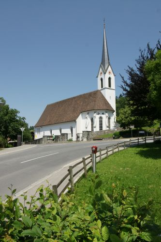 Pfarrkirche Röthis