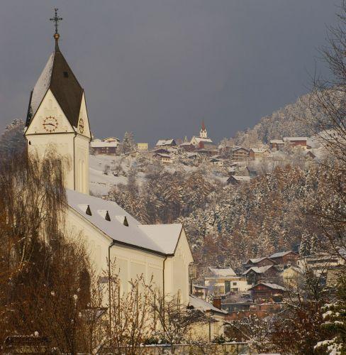 Pfarrkirche Sulz