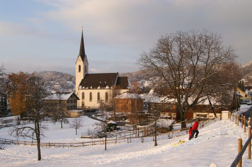Pfarrkirche Weiler