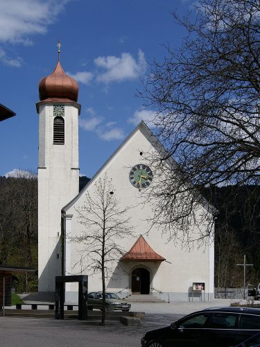 Pfarrkirche Krumbach