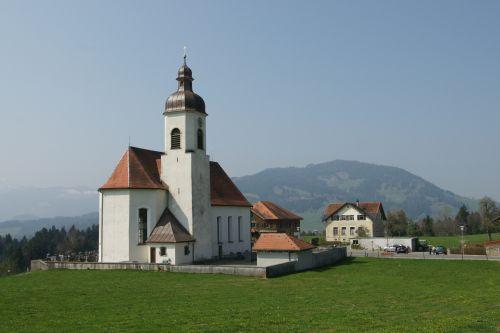 Pfarrkirche Langenegg