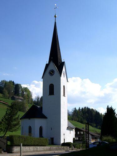 Pfarrkirche Riefensberg
