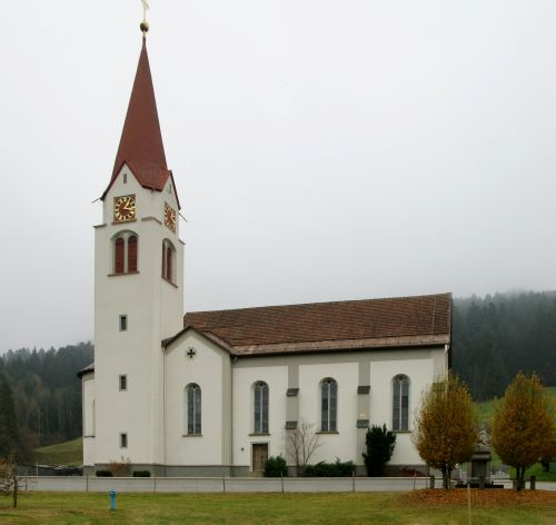 Pfarrkirche Sulzberg-Thal