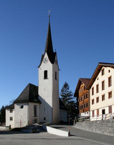Pfarrkirche Blons