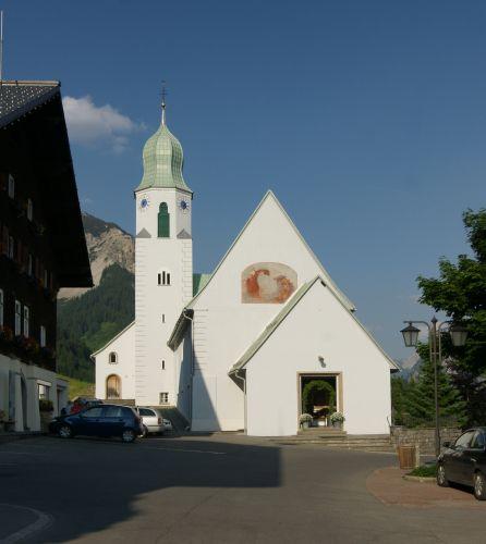 Pfarrkirche Fontanella
