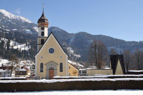 Pfarrkirche Ludesch